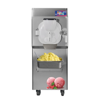 2020 Popular Italy Gelato Hard Ice Cream Machine With 55L
