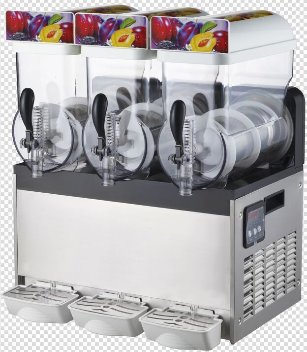 Excellent Product 3 Bowl Slush Granita Machine