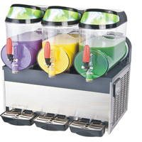 Yituo Commercial 3 Tank Margarita Frozen Drink Cheap Slush Machine For Sale