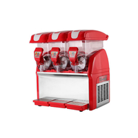 Energy Saving Frozen Brand Compressor Slush Machine