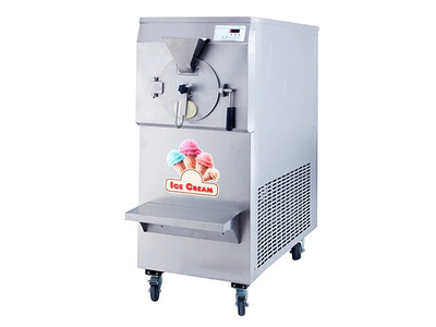 Hard ice cream machine 03