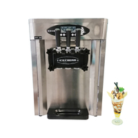 Top Selling Stainless Steel Soft Ice Cream Machine For Sale