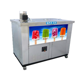 Hot Sale Automatic Manufacturer Speediness Popsicle Machine ice lolly machine